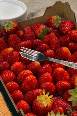 Food - Fruit - Fresh Strawberries