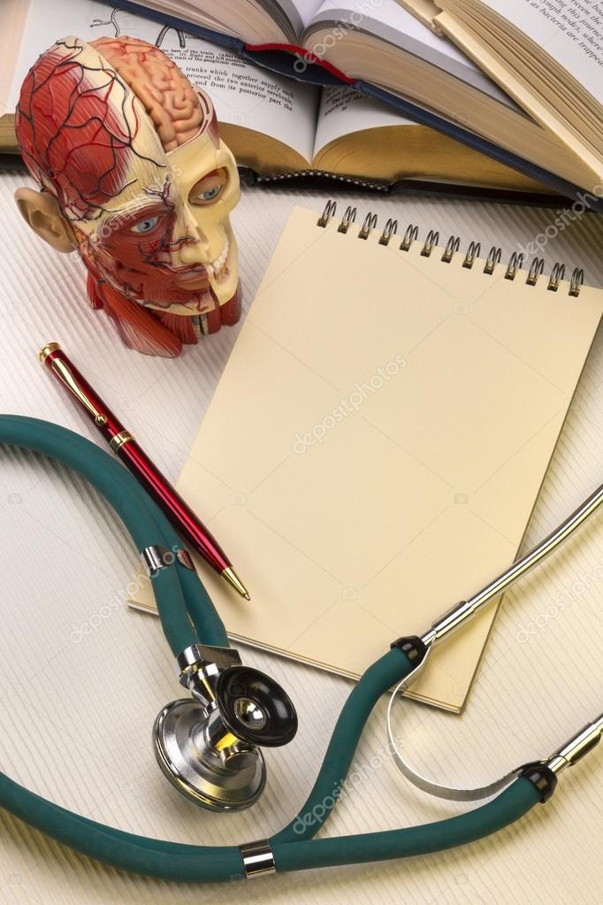 La escuela de medicina - apuntes - espacio para texto — Fotos de ...
