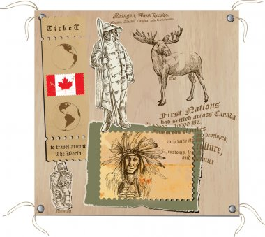 Canada - Pictures of Life, Tribes