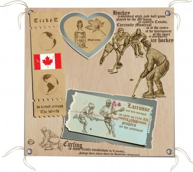 Canada - Pictures of Life, Sports