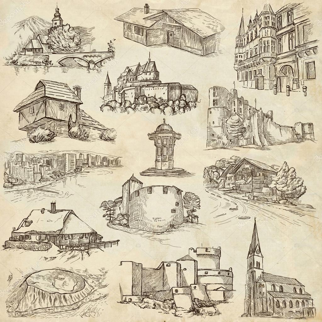 Architecture Famous Places