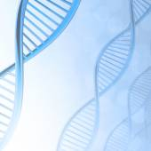 Photo Abstract dna medical background
