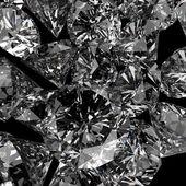 Gyémánt 3d-összetétel, mint fogalom