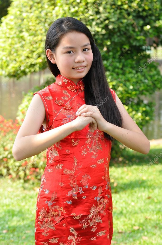 Teenager in Asien