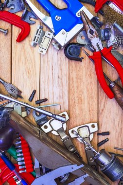 Joiner's tools and furniture accessories