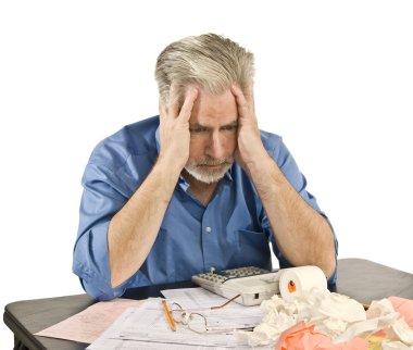 Tax Time Headache
