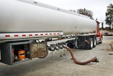 Fuel Truck No Markings
