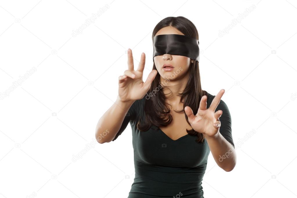 blindfoldet