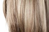 egyenes emberi haj