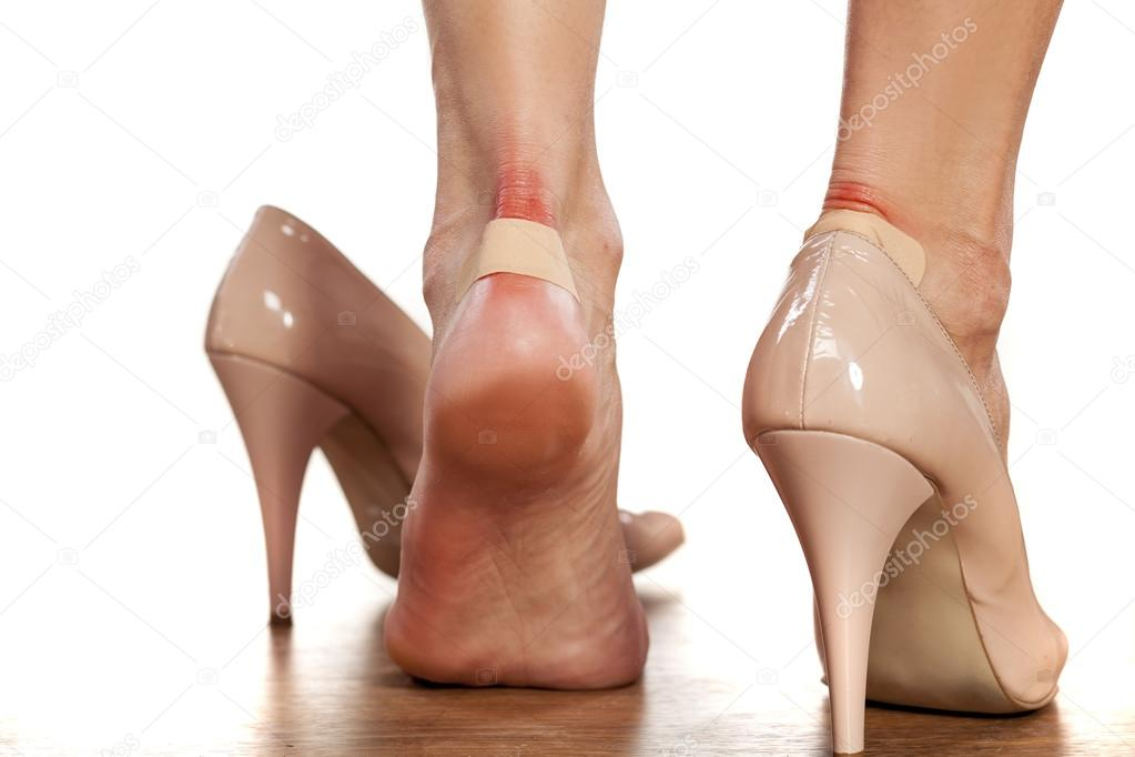 How To Stop New Shoes Rubbing Ankles