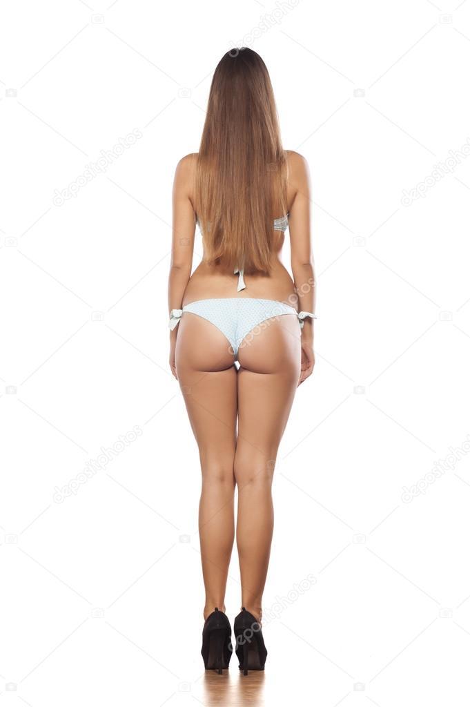 Vgeorgiev83666426 Por Stock © De Foto Detras — Bikini Chica En c5S3A4qRjL
