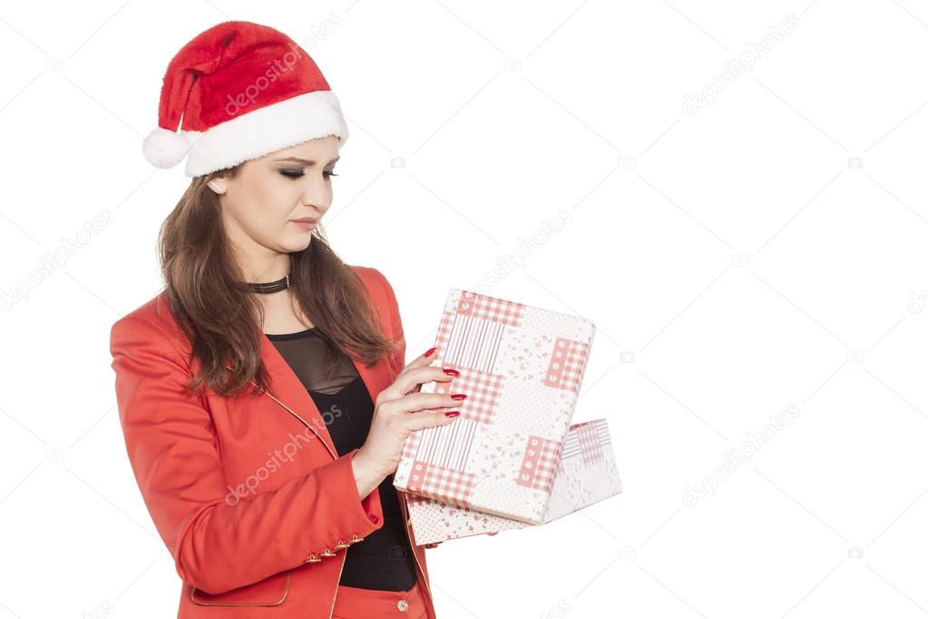 bad christmas gift — Stock Photo © VGeorgiev #83789026