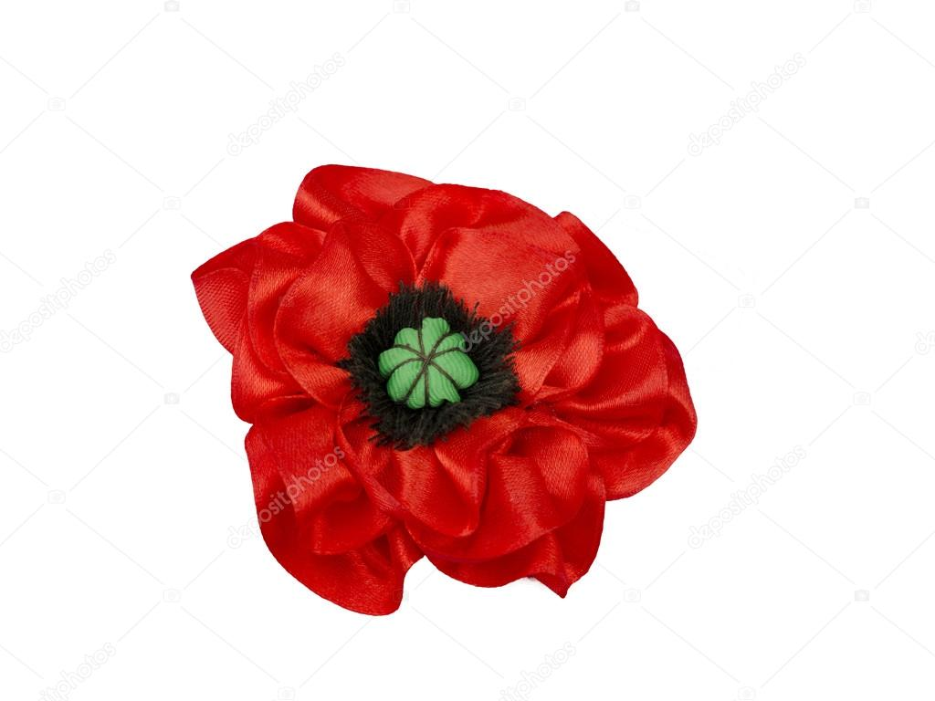 Red artificial poppy stock photo likka 54150945 red artificial poppy stock photo mightylinksfo