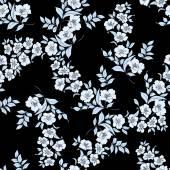 Fényképek Gally cseresznye virágok. Varrat nélküli