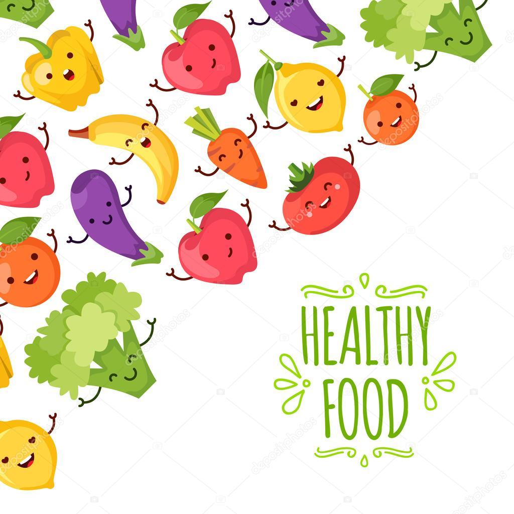 Imágenes Alimentacion Saludable Animada Saludable Alimentos De