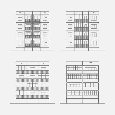 Panel houses linear2