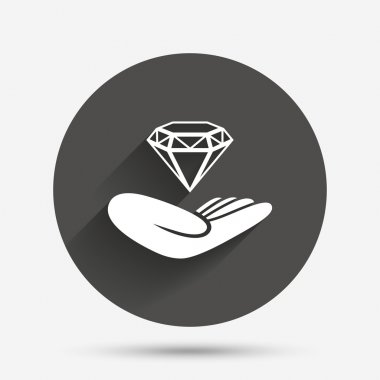 Jewelry insurance icon