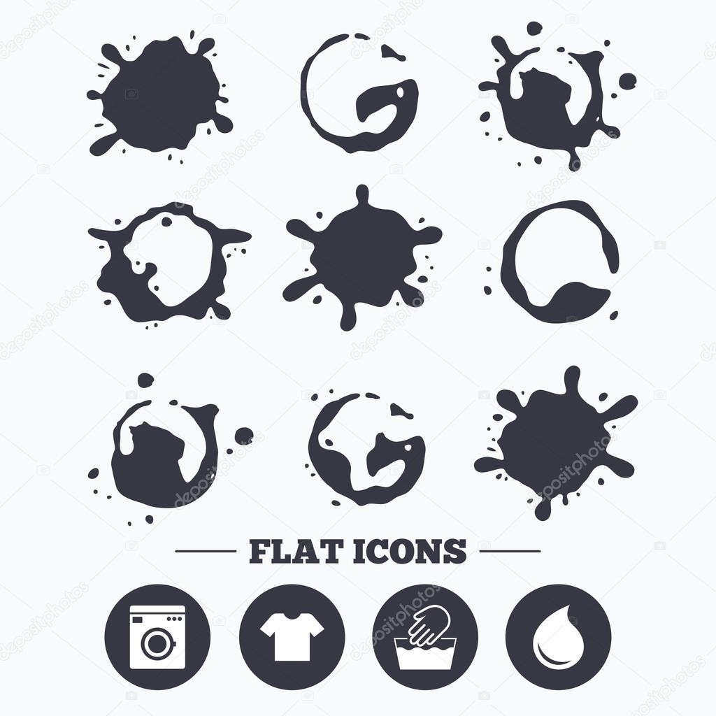 Wash Icon Not Machine Washable Symbol Stock Vector Blankstock