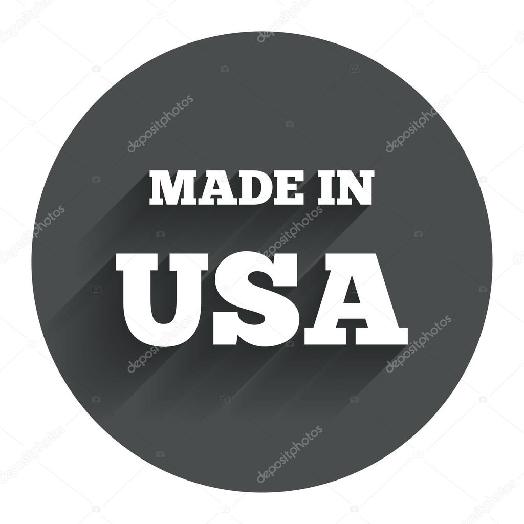 Made in the usa icon export production symbol stock vector made in the usa icon export production symbol stock vector buycottarizona