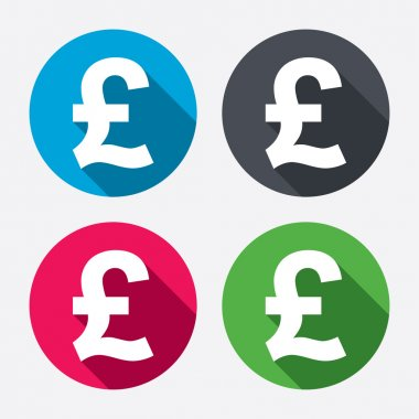 GBP currency symbol.