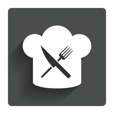 Chef hat icon.