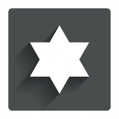 Star of David sign