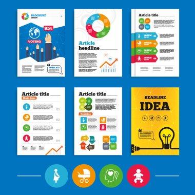 Brochure or flyers design.