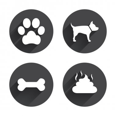 animals, pets, dog icons
