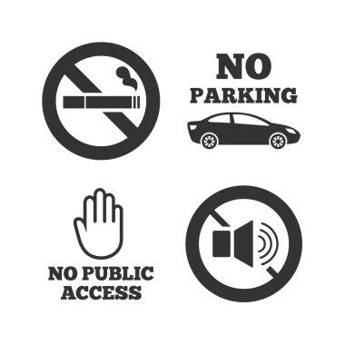 No Smoking, Sound.