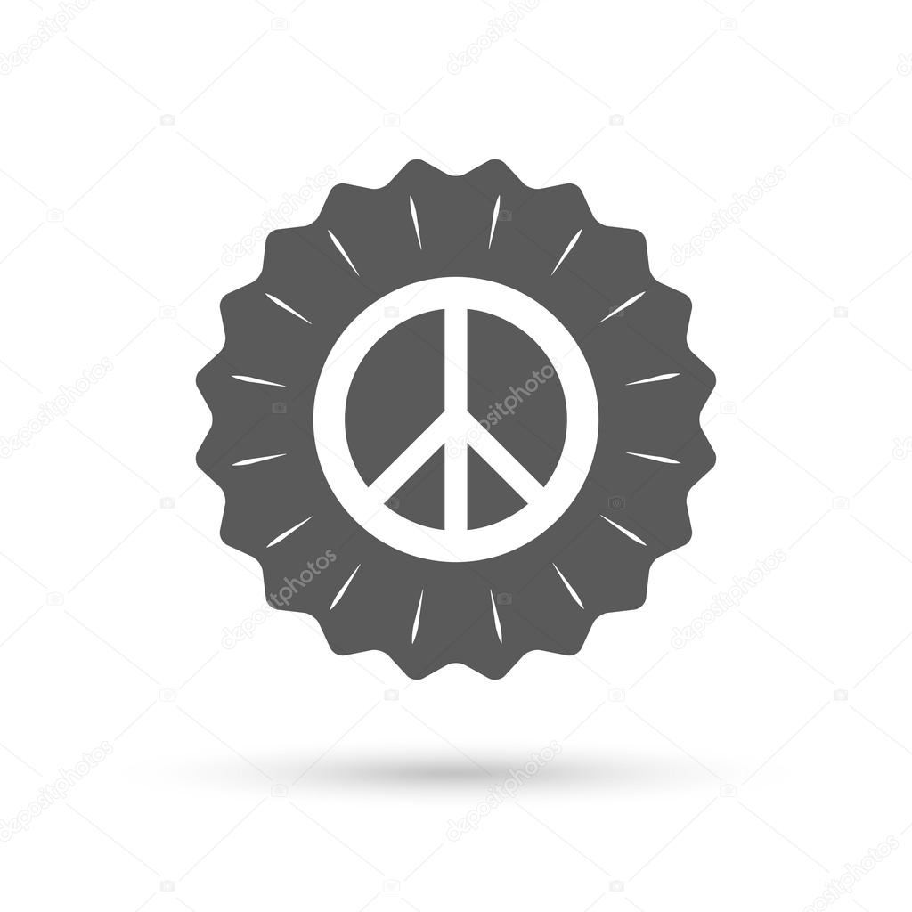 peace tecken symbol