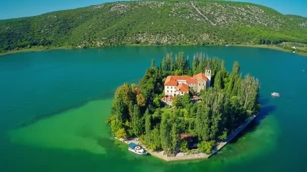 Matka Boží ostrov Visovac