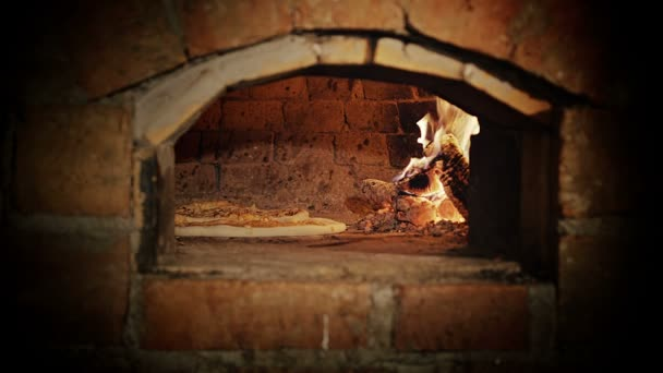 Opening in the wood stove