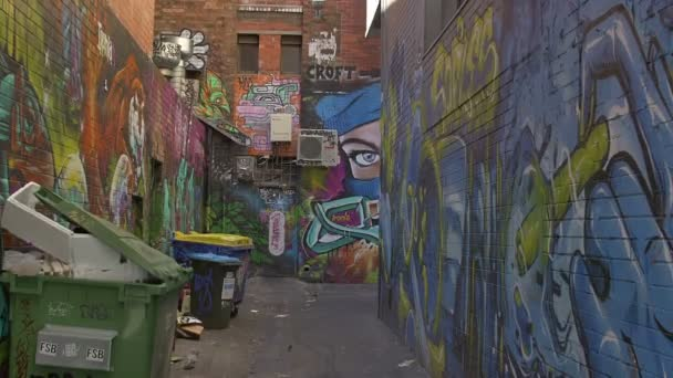 Pestré graffiti opice