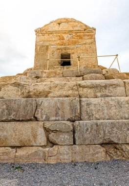 Pasargad Great Cyrus tomb