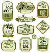 Fotografia etichette olive