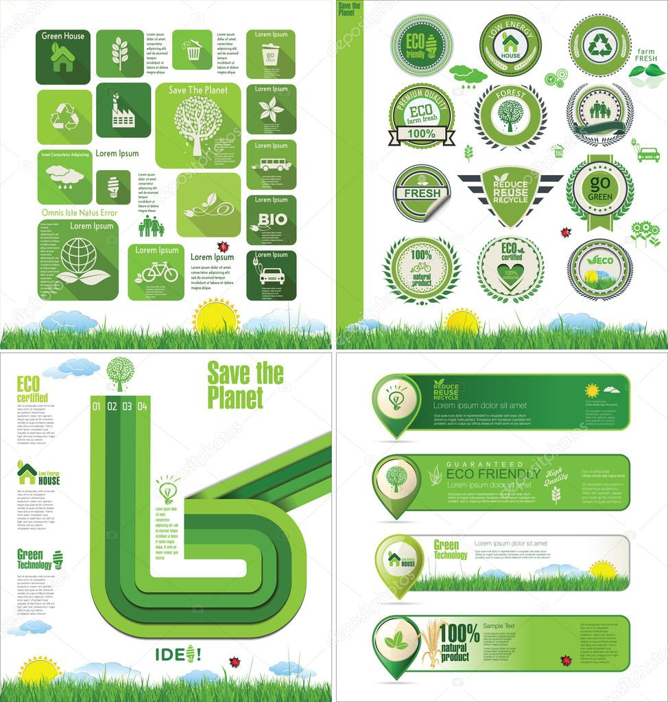 Ecology design template