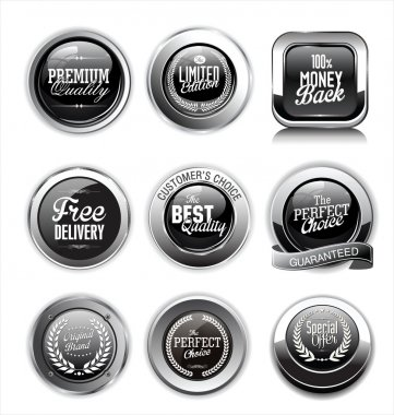 Metal plates premium quality collection