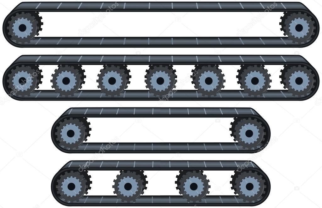 Клипарты конвейер задание 5 привод к ленточному конвейеру