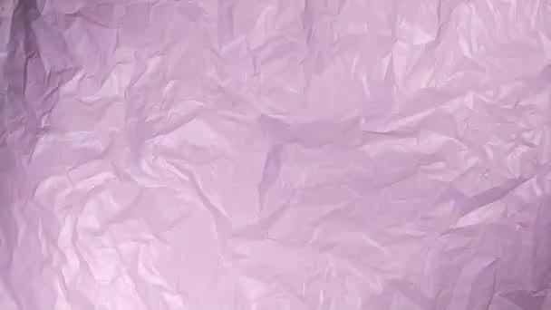 Moderní barva papíru Pozadí. Animace snímků po snímcích. Abstraktní recyklovaný papír. Prázdný papír textury pozadí. Grunge papír pro design