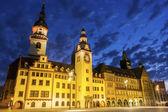 Fotografie Chemnitz-Rathaus in Deutschland