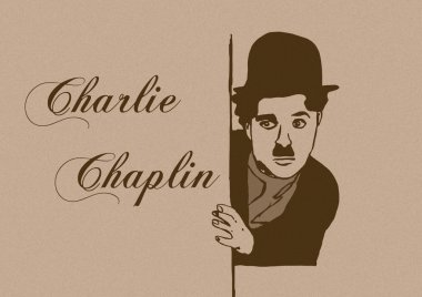 Vintage Charlie Chaplin