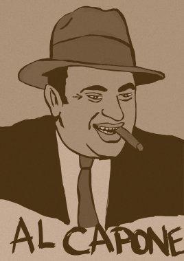 Al Capone vintage