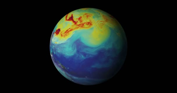 Erderderwärmung