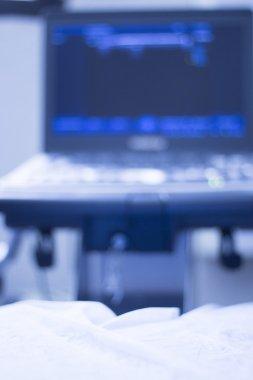 Ultrasound ecography EPI physiotherapy