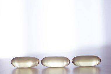 Cod liver fish oil omega 3 6 9 capsule