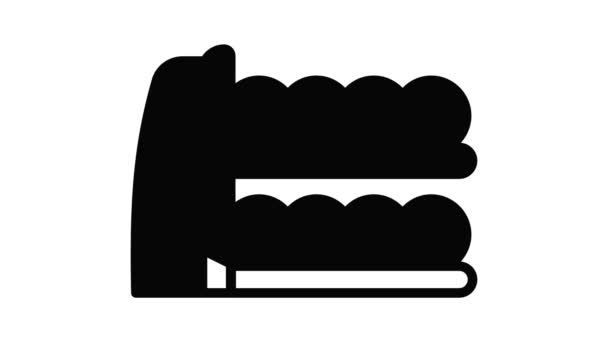 Animace ikon bowlingových koulí