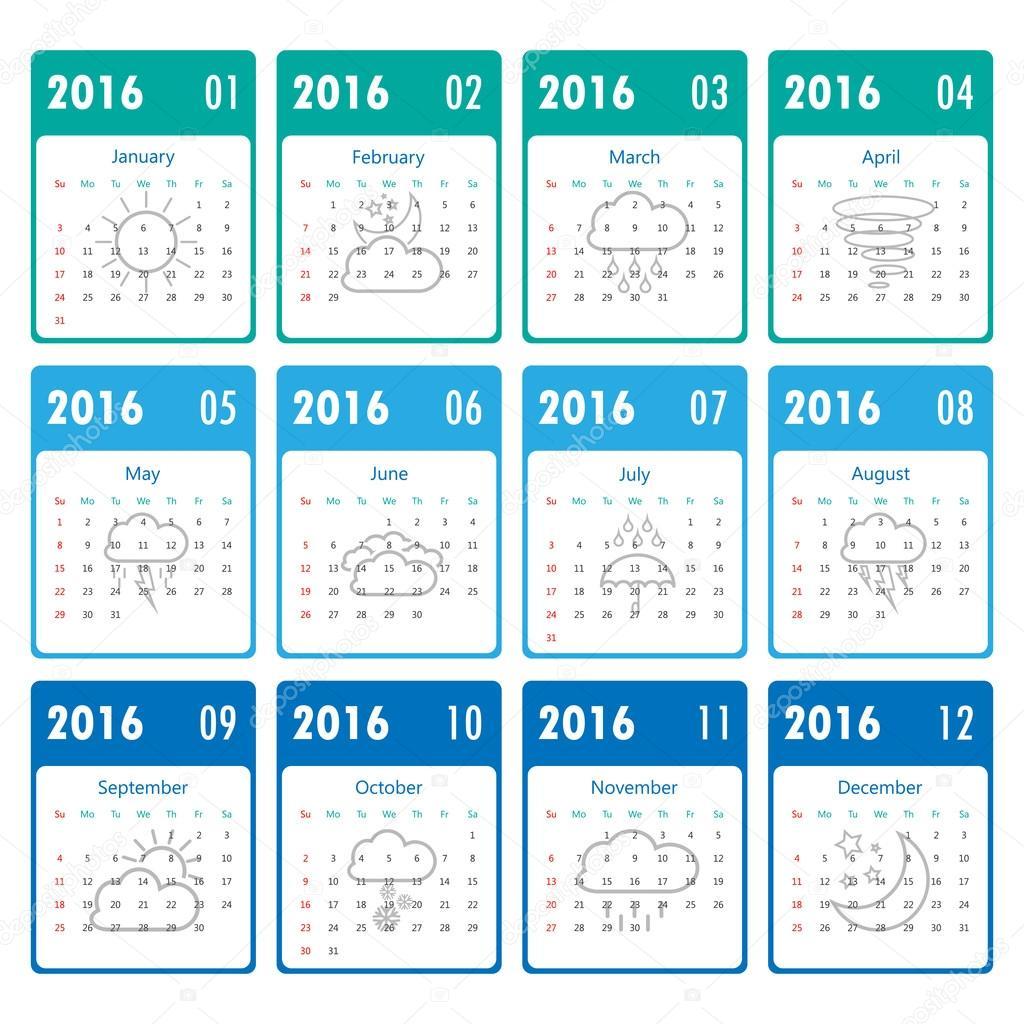 Gemütlich Jahr Lang Kalendervorlage Zeitgenössisch - Entry Level ...