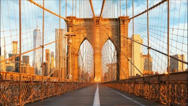 New York, Brooklynský most