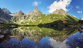 Photo Green Lake in Tatra mountain