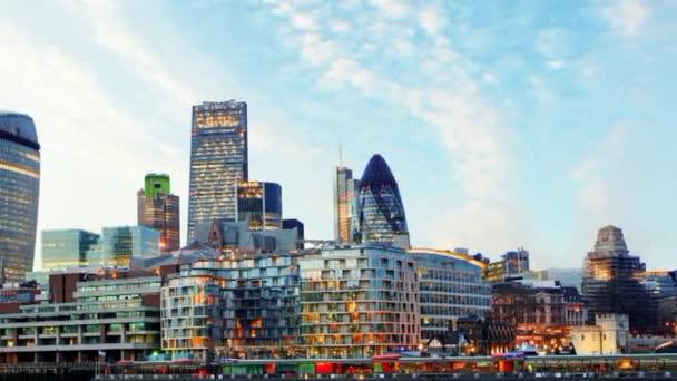 London Panorama - časová prodleva